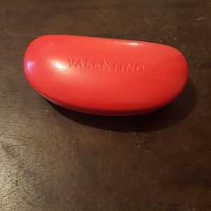Valentino sunglasses case